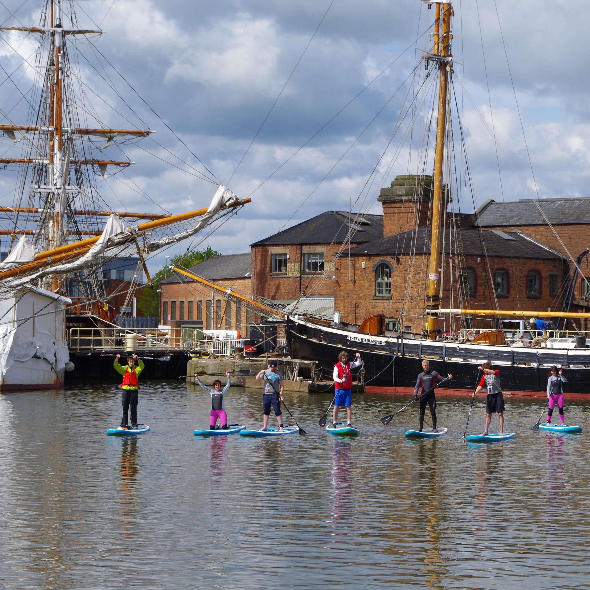 Gloucester Tall Ships Festival 2017