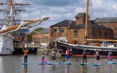 Gloucester Tall Ships Festival 2019