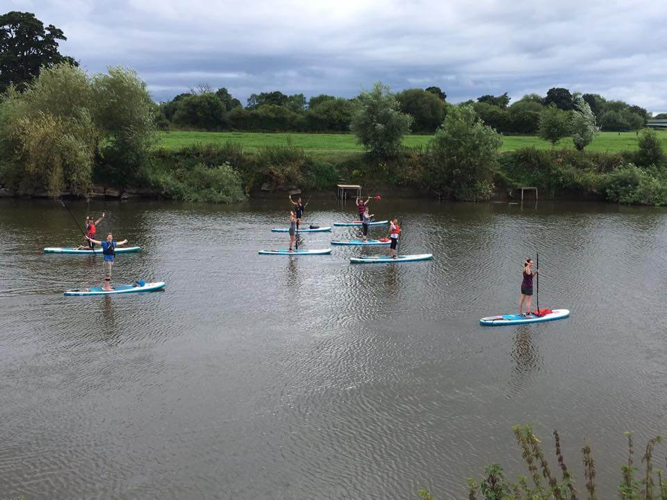 River Severn Paddle & Pint