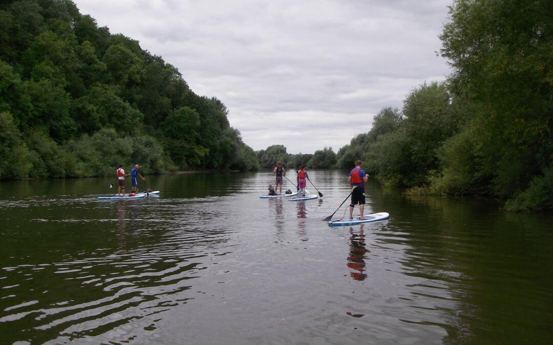 Sunday Beginner 10am River Lesson