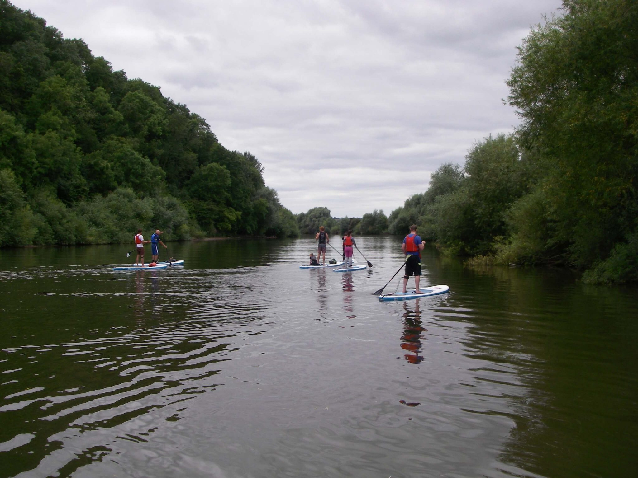 Sunday Beginner 10am River Lesson