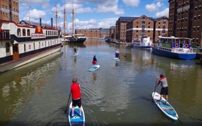 Intro to SUP Taster