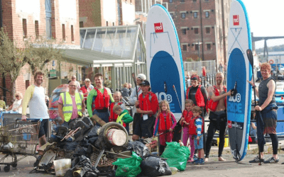 Gloucester Canal & Docks Clean-Up