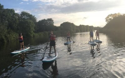 River Evening Paddle & Pint