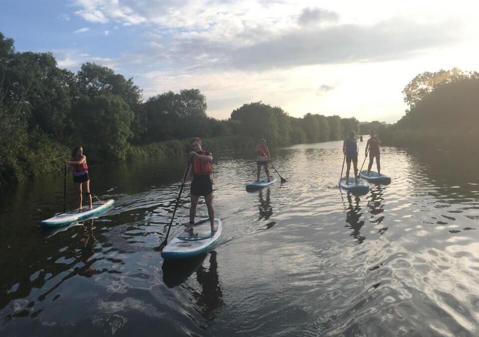 Saturday Beginner 10am River Lesson