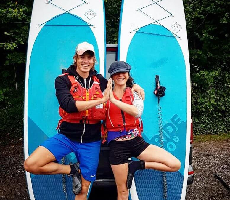Brecon Beacons SUP & Yoga Retreat – May 2019